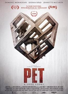 《爱宠》2016年西班牙,美国恐怖电影在线观看