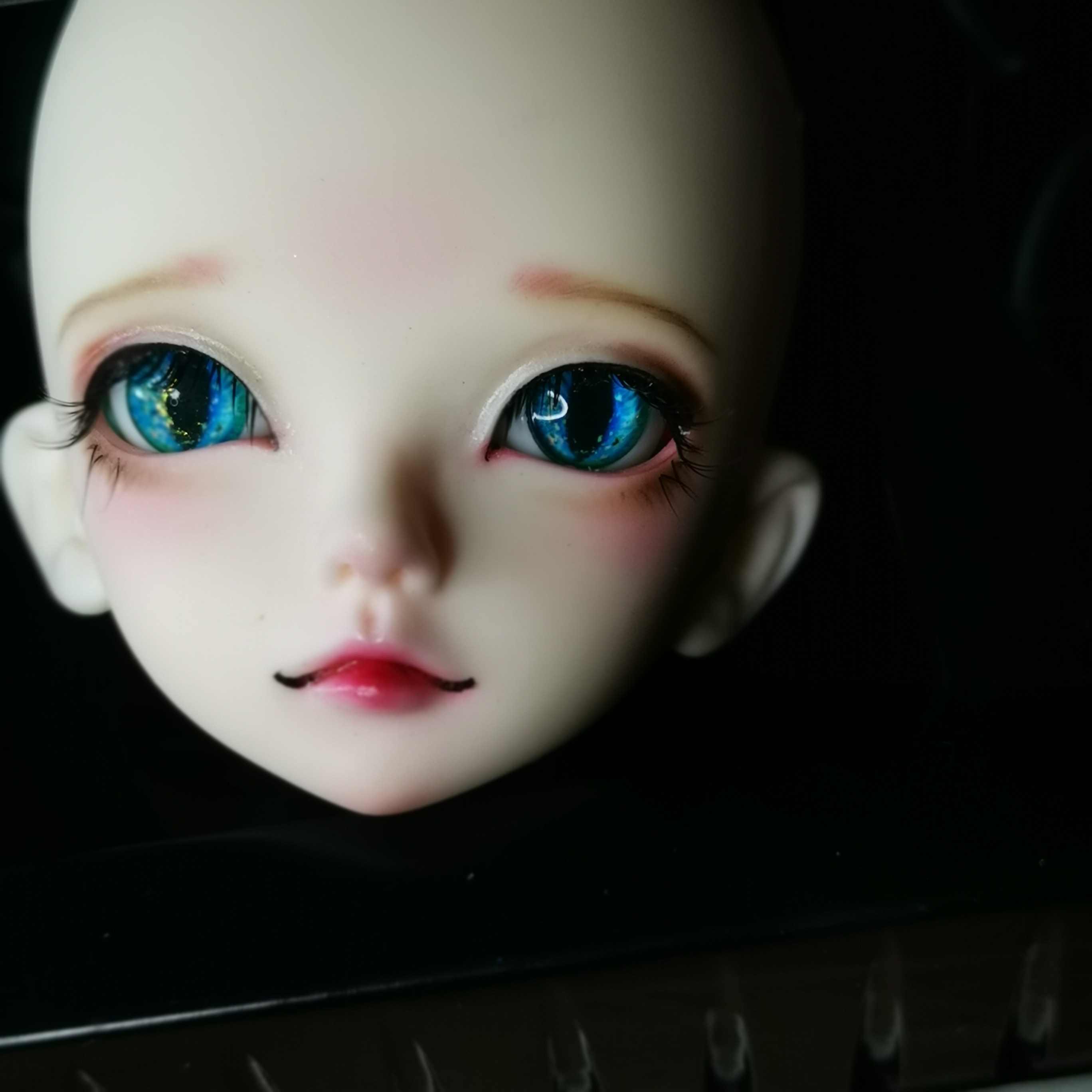 14mm Bjd Oko Niebieski Kot Bestia Lalka Oczy Bjd Oczy Dla Bjd Lalki Zabawki Sd Galka Oczna Dla 1 3 1 4 1 6 8mm 16mm 18mm 20mm Akrylowe Oczy Aliexpress