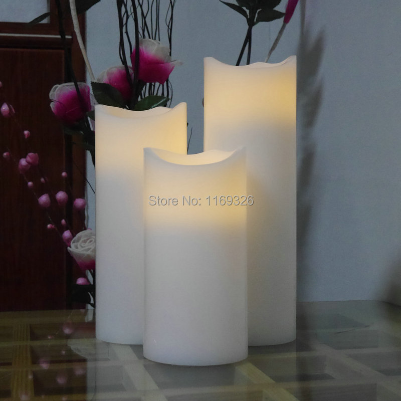 Compare Prices on Battery Pillar Candles- Online Shopping/Buy Low ...