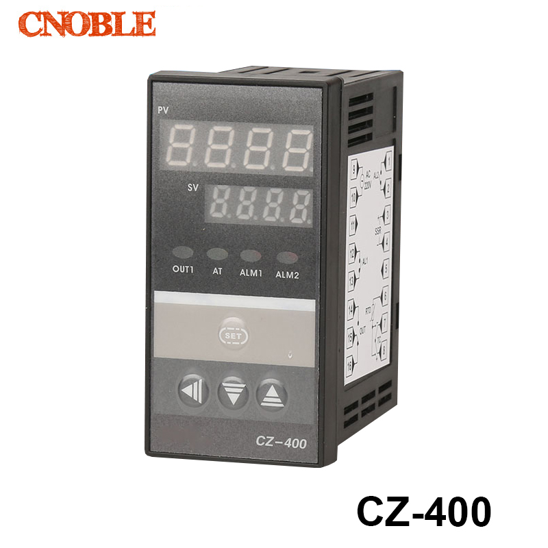 PID Digital Temperature Controller RKC REX-C400 Universal Input Relay Output Vertical type for Automatic Packing Machine