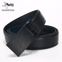 [DWTS]cow genuine leather belts for Men high quality male br