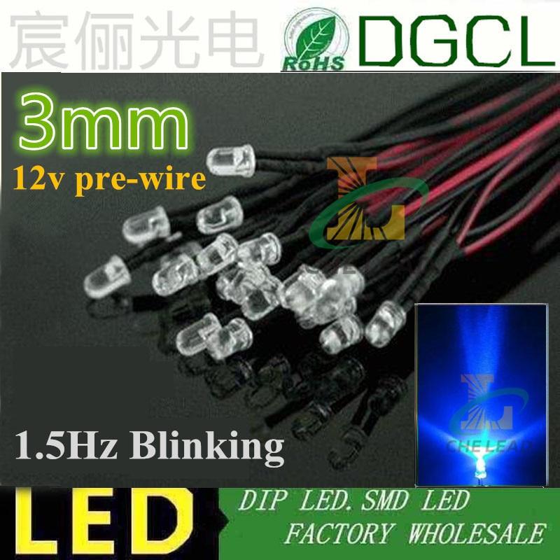 green 20pcs 5mm 24v Pre Wired led Bulbs Light Water clear 24V 20cm Lamp