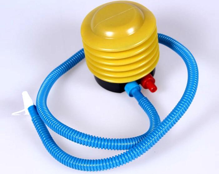 Balloon Foot Pump Inflatable Ball Pump Tube Multi Purpose Pump Inflator For Air Balloon Yoga Ball Swimming Raft