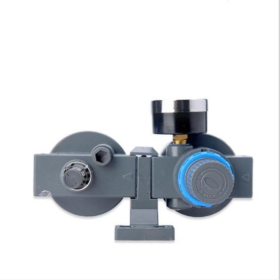 SFC400 1//2 Inch Air Compressor Oil Lubricator Moisture Water Trap Filter Regulat