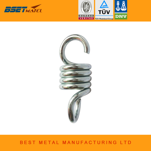 700LB Weight Capacity Sturdy Steel Extension Spring Fits Hammock Chair Hanging porch suspension hooks garden swing Punch Bag