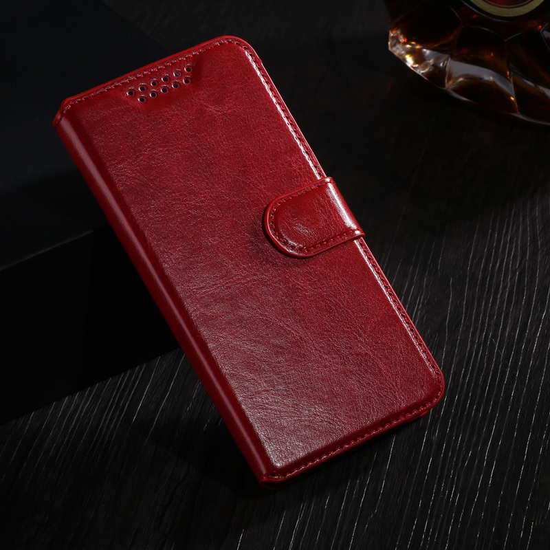 M4 Aqua Luxury PU Leather Phone Case For Sony Xperia M4 Aqua E2303 E2333 E2353 Wallet Stand Card Holder Flip Cover Silicon Shell