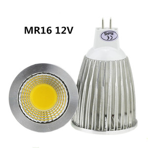 Image 2 - 10X led bulb GU10 220V  9W 12W 15W LED lamp lighting 110V dimmable bombillas E14 E27 GU5.3  MR16 12V  LED COB Spot light