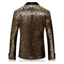Gold Blazer For Men