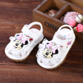 Girls Shoes Cartoon cute lace Soft Sole Infant First Walkers princess cute shoes 2248