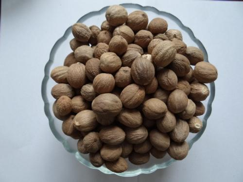 500g Wholesale Spices Nutmeg Meat Kou Yuguo Fragrant Fruit Daquan Incense Lucai Hot Pot Essential Nuts