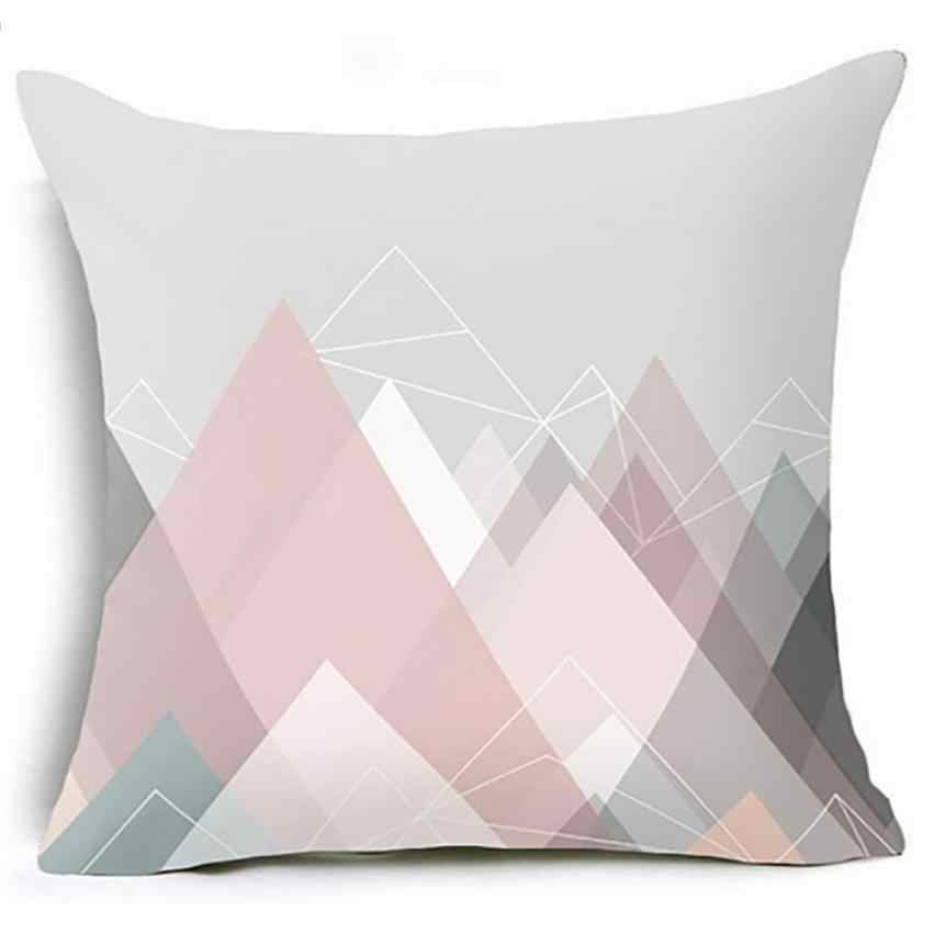 Geometric Waist Cushion Sofa Home Decor Cushion For Home Furnishings #5