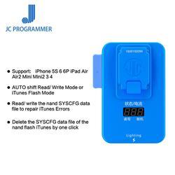 JC Pro1000s 64BIT باد Nand أداة اختبار إصلاح لباد الهواء Air2 Mini Mini2/3/4 آيفون 5s/6/6 P