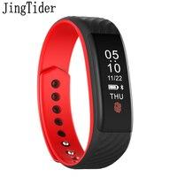 JingTider W810 Smart Wristband Heart Rate Monitor Bracelet Fitness Activity Tracker Smart Band IP67 Waterproof For