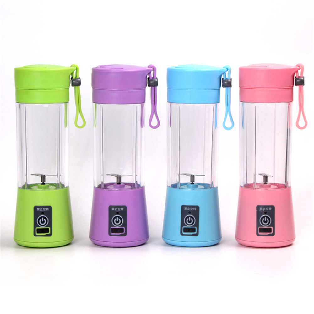 Mini Blender USB Charging Mode Portable Small Juicer Extractor Household Whisk Fruits Mixer Juice Machine Hand  Smoothie Maker|Juicers| |  - title=