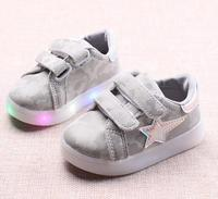 New 2016 Spring Autumn Canvas Jeans Baby Shoes European Fashion Girls Boys Shoes Hot Sales Cool