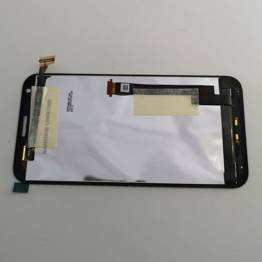 4.7 Inch For ASUS Padfone 2 II A68 A68M Touch Screen Digitizer Sensor Glass + LCD Display Monitor Module Panel Assembly BLACK
