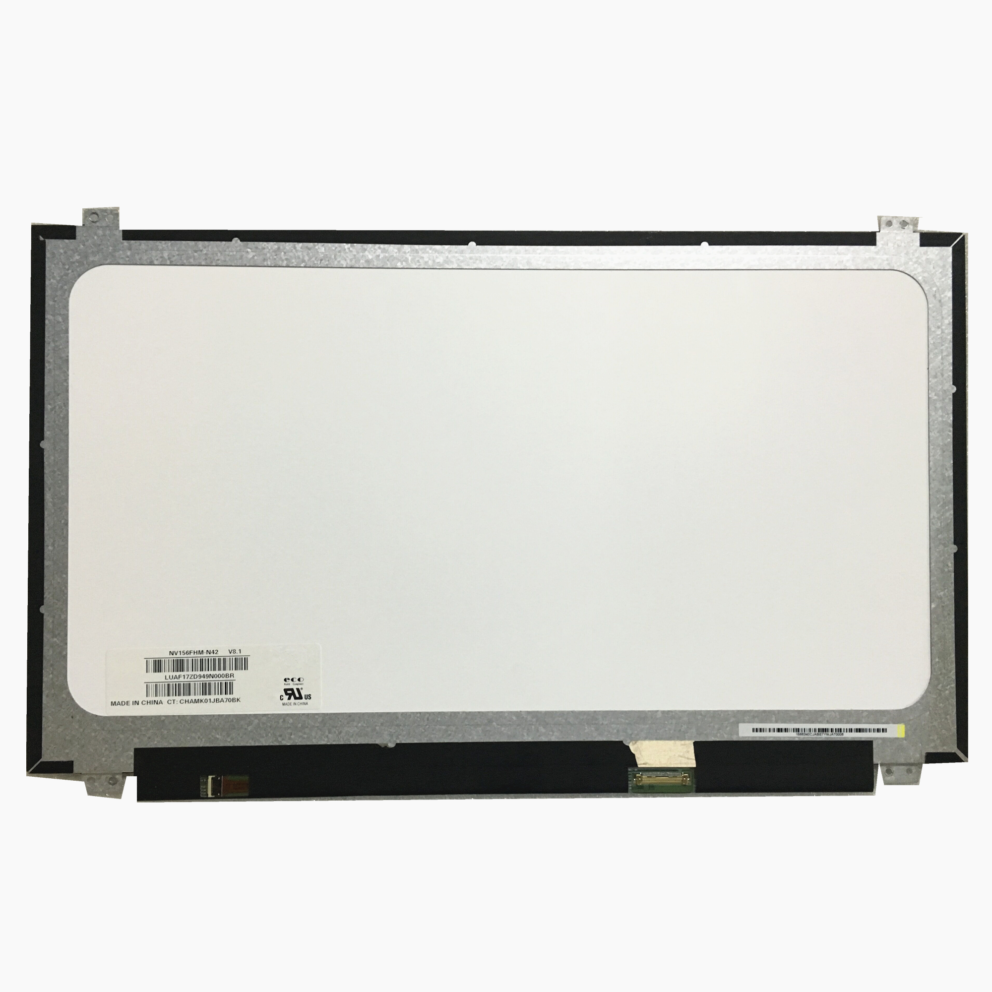 Free Shipping NV156FHM N42 NV156FHM N42 fit NV156FHM N41 NV156FHM N43 LP156WF4 SPU1 LP156WF6 SPF1 1920*1080 EDP 30 Pins IPS-in Laptop LCD Screen from Computer & Office    1