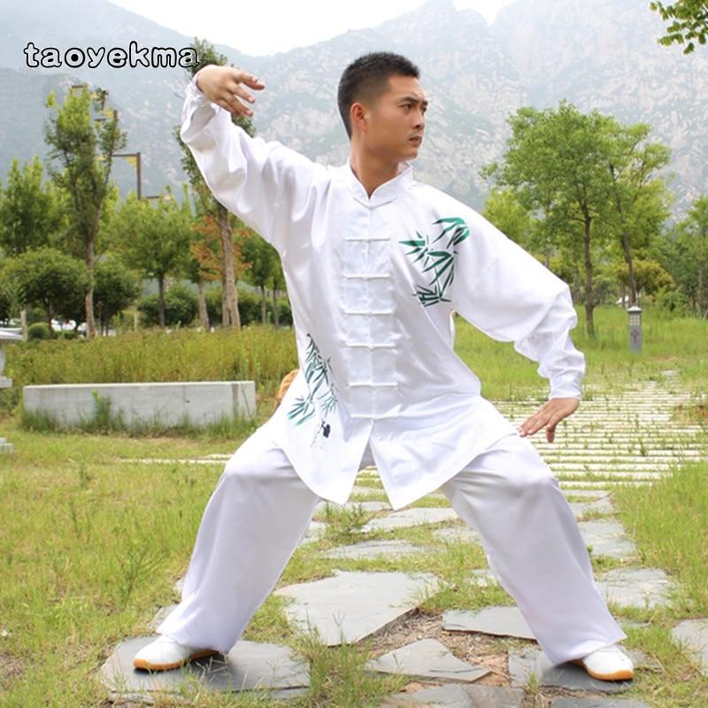 Taoyekma Tai Chi Clothing Wushu Clothing Bruce Lee Clothes Wing Chun Clothing Kung Fu Clothes Kung Fu Uniform Tai Chi Uniform
