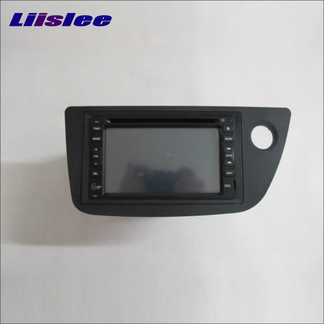 Liislee For Acura RSX Radio CD DVD Stereo Player GPS Nav - Acura navigation dvd