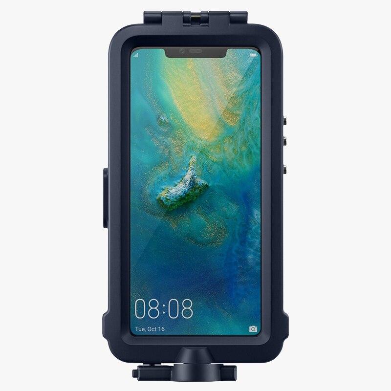 HUAWEI Mate 20 Pro Case Offical Originele Waterdichte Zwemmen Duiken Camera Bescherm Cover HUAWEI Mate 20 Case - 4