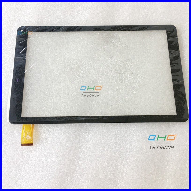 New For 10.1'' inch njoy tityos 10 SYTB-2QAFY90-BJ01B tablet pc Touch Screen Digitizer Glass Sensor Panel Free shipping witblue new touch screen for 9 7 archos 97 carbon tablet touch panel digitizer glass sensor replacement free shipping
