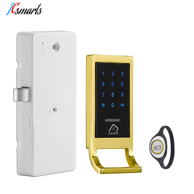 Factory Direct Sales Induction ID Sauna Lock Intelligent Bath Center Door Cabinet Locker Code Lock good quality electric security code lock file cabinet locker fingerprint sauna lock for school office hotel gym spa center