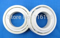 7204 7204CE ZrO2 full ceramic angular contact ball bearing 20x47x14mm 7016 7016ce zro2 full ceramic angular contact ball bearing 80x125x22mm