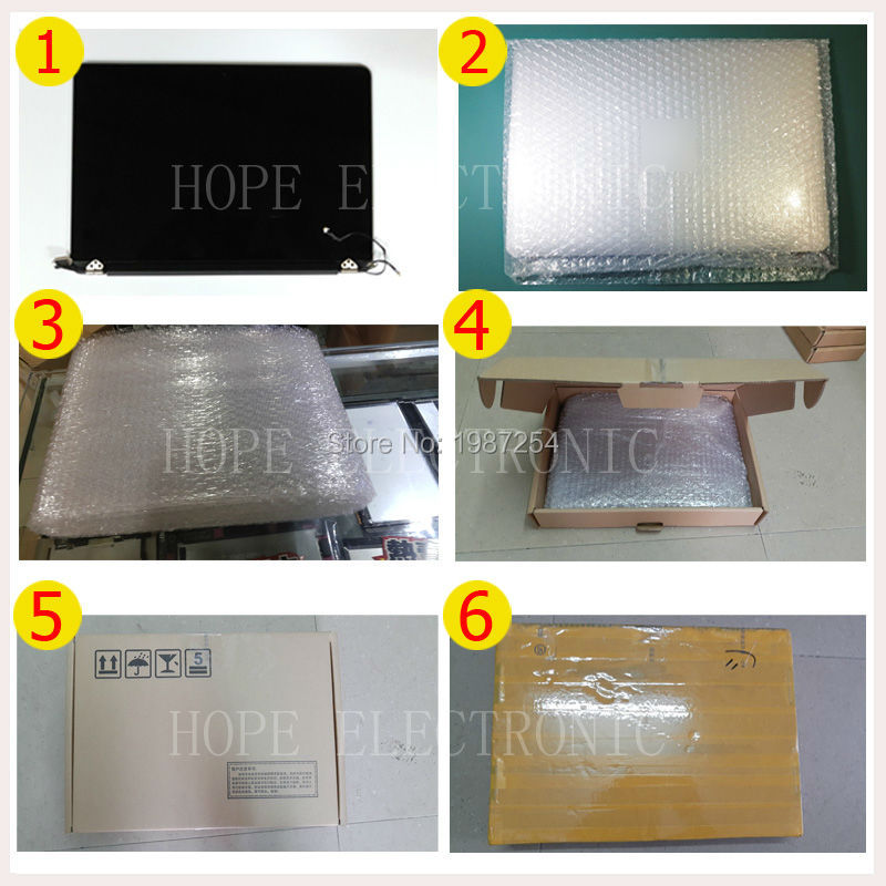lcd ASSEMBLY package