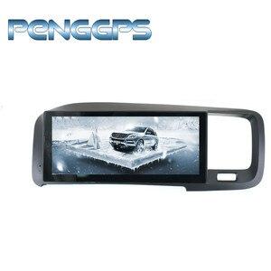 Автомобильный мультимедийный блок, 8,8 дюйма, 2 Din, Android, gps-навигация, DVD, для Volvo S80 2011 2012 2013 2014, Wi-Fi, 1080P