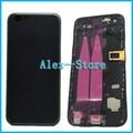 Para iphone 6 6g 4.7 ''like 7 estilo 7 mini 6 plus 5.5 ''like 7 estilo de habitação completo assembléia tampa da caixa com cabo flexível cabo