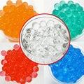 20000 unids color cristal de agua bala suave bala pistola de paintball pistola de juguete nerf orbeez secante accesorios de aire más pisol juguete niños
