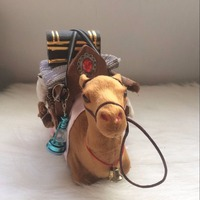 ZILIN New type camel lying camel Arabian souvenir camel 28*14*19 cm