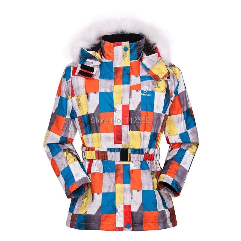 5b4021d7a497 New 2014 15 children s snowboard jacket boy girl winter ski suit ski ...