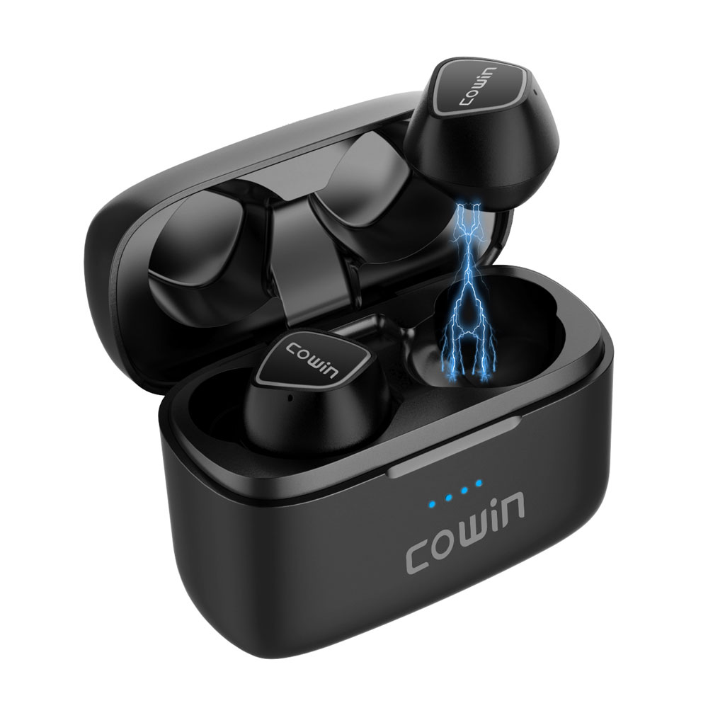 COWIN KY02 bluetooth earphone wireless headphones TWS sport earbuds Handsfree bluetooth 5.0 headset for phone 36hr playtime
