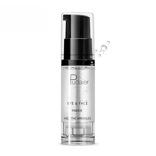 8ml Pudaier Makeup Brand Eyes Liquid Primer for Face Eye Moisturizer Brighten Base Eyeshadow Primer Gel Cosmetics Easy to Wear 3