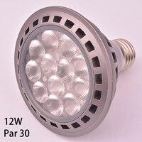Led par30 led leuchtmittel 12 Watt weiß warmweiß kaltweiß E27 par30 glühbirnen 3030 high power led ersetzen par30 halogen e27
