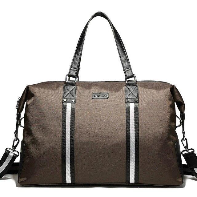 BALLERRY 2017 Waterproof Luggage Bag Large Capacity Men Travel Bags Women Weekend Travel Duffle Tote Bags Crossbody Travel Bags