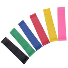 Pull-Strap Latex-Belt Fitness-Resistance-Bands Elastic Yoga Thigh Sport-Body Strength