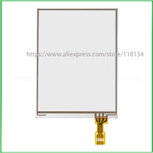 New 10pcs/lot for Ashtech ProMark 120 Touch Screen Digitizer Touch Panel glass touch glass touch screen panel new protect flim for 2711p t7c6a6 panelview plus 700