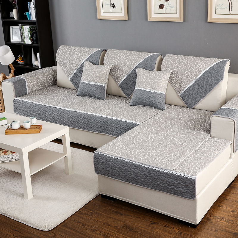 Modern Sofa Bed Covers L Shape