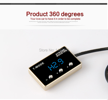 Auto upgrade Pedal speed booster Car electronic throttle controller for VolksWagen VW Golf 7 for 2013 Lavida/Lamando/2013 Jetta