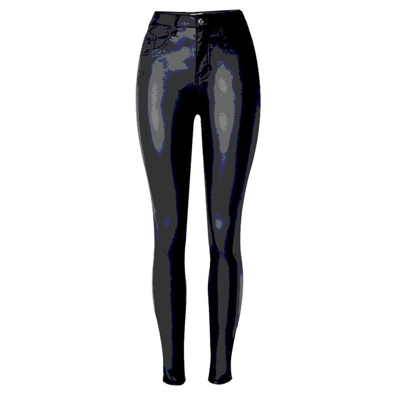 Vintage PU Leather Pants For font b Women b font European Star font b Women b