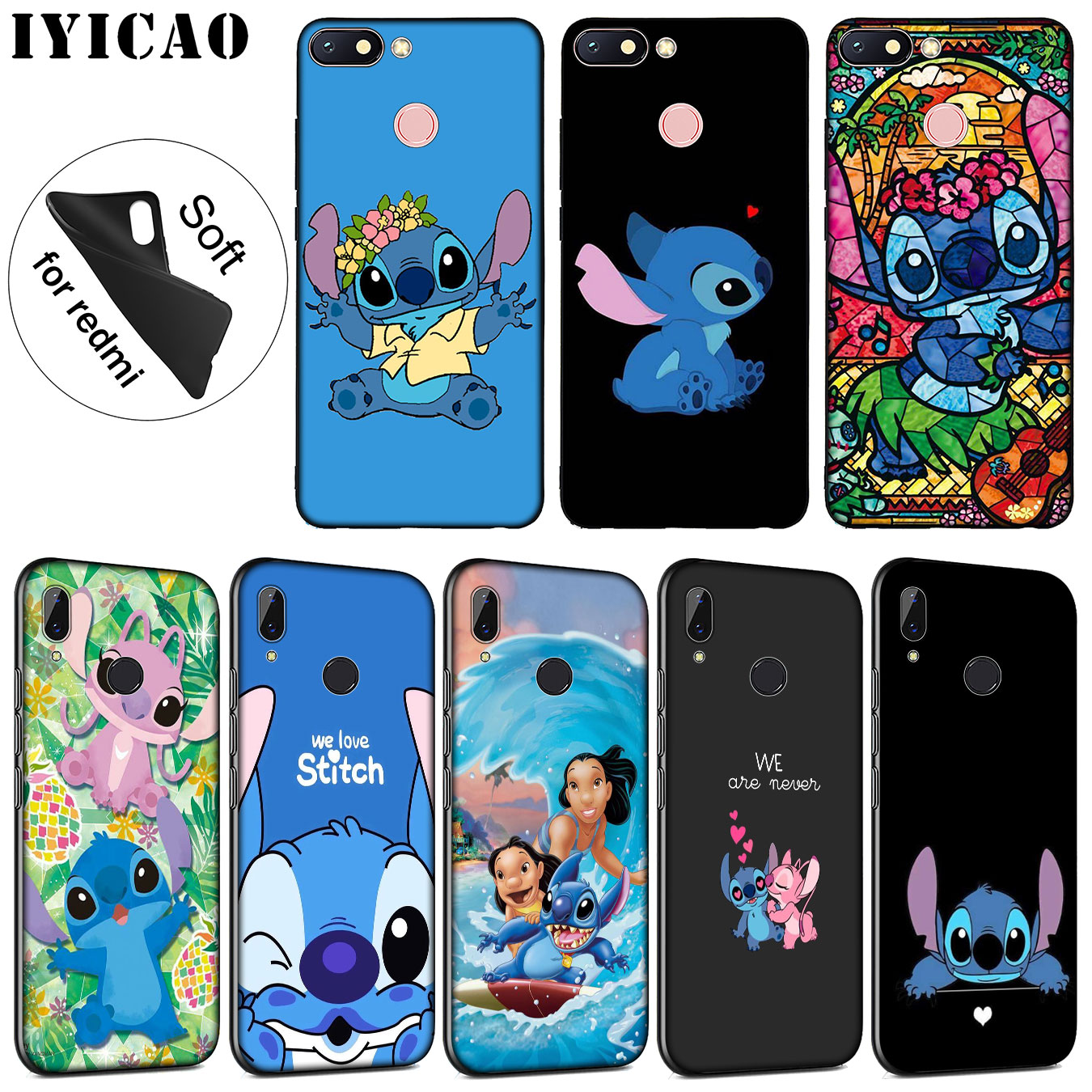 Fitted Cases Iyicao Cartoon Doctor Nurse Hot Fashion Fun Dynamic Soft Silicone Case For Xiaomi Redmi 6a 5a Note 7 4 4x 5 Plus 6 Pro Cover Cheapest Price From Our Site Cellphones & Telecommunications