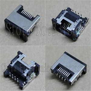 Portátil RJ45 conector LAN conector Jack para Lenovo K49AL E330 G480 G580 K49 V480 THINKPAD L330 serie puerto ethernet