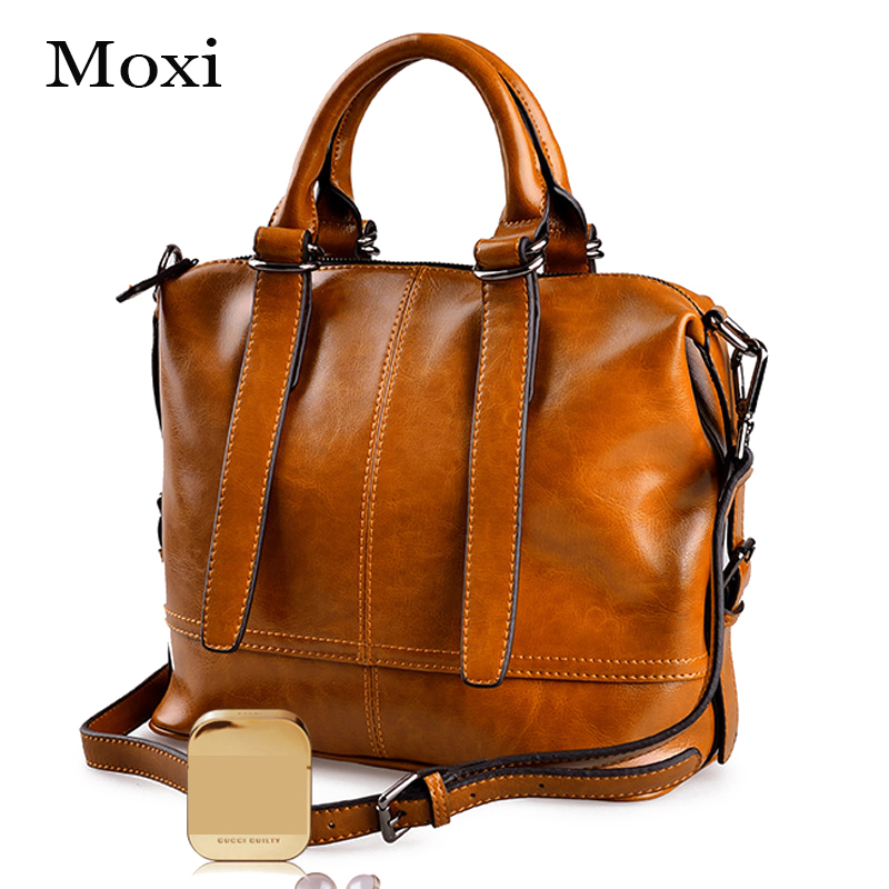 63c9ca259e Signore Moxi Tracolla Dell'annata Con dark Borsa Di Donne brown Black Delle  Gusto In Bag ...