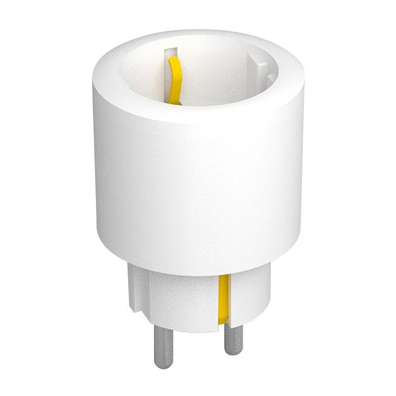 2018 Mini UE Plug 16A Intelligent Wifi Sans Fil Interrupteur Minuterie Plug Power Socket Télécommande d'économie d'énergie Contrôle Vocal NOUVEAU XNC