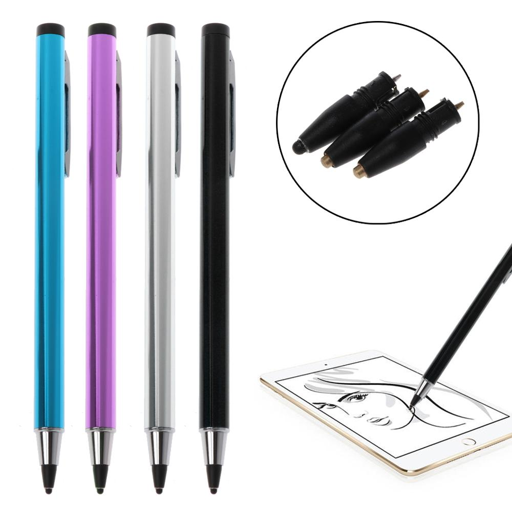 Tablet Stylus Touch Screen Pen Rechargeable For IPad Capacitive Phone Laptop Portable High Precision Active Touch Pen Stylish