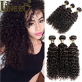 8A Grace Hair Products Brazilian Kinky Curly Virgin Hair 4 Bundles Mink Brazilian Virgin Hair Kinky Curly Remy Human Hair Weave