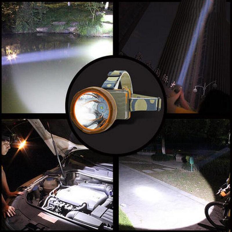 conduziu a lampada de cabeca t6 bateria z50 9 36000lm 03