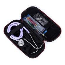 Чехол для докторов/медсестер. Стетоскоп для переноски Чехол Коробка Чехол для 3 м Littmann/MDF/АЦП/Omron стетоскоп/жесткий диск